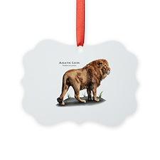 Asiatic Lion Ornament