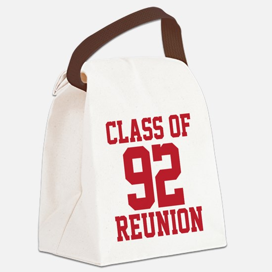 Funny 1992 Canvas Lunch Bag