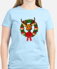 Rudolph the Red Nosed Reinde T-Shirt