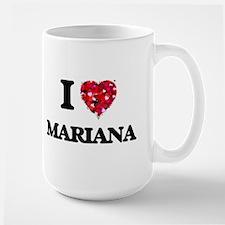 I Love Mariana Mugs