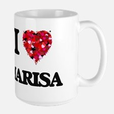 I Love Marisa Mugs