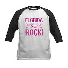 Florida Girls Rock Baseball Jersey