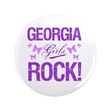 Georgia Girls Rock Button