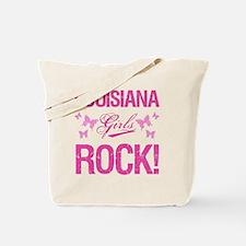 Louisiana Girls Rock Tote Bag