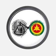 The Brown Condor - Ethiopian Air Force Wall Clock