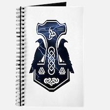 Lightning Bolt Thor's Hammer Journal