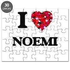I Love Noemi Puzzle