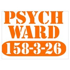 Psych Ward Poster
