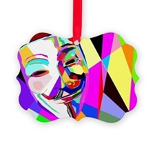 anonymous Ornament