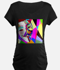 anonymous Maternity T-Shirt