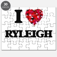 I Love Ryleigh Puzzle