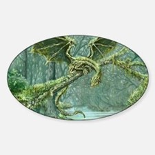 Grassy Earth Dragon Decal