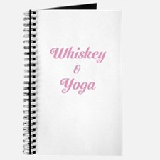 Whiskey Yoga Journal