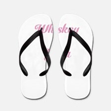 Whiskey Yoga Flip Flops