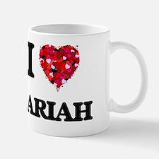 I Love Sariah Small Small Mug