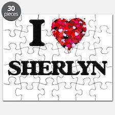 I Love Sherlyn Puzzle