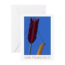 San Francisco Photography Greeting Card