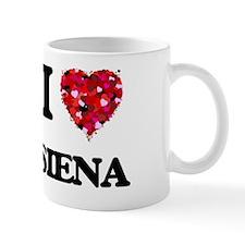 I Love Siena Mug