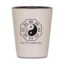 Cute Tai chi Shot Glass