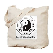 Unique Tai chi Tote Bag