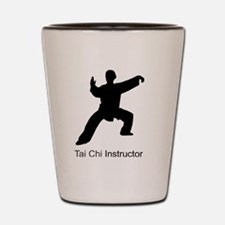 Unique Tai chi chuan Shot Glass