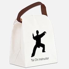 Unique Instructor Canvas Lunch Bag