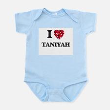 I Love Taniyah Body Suit