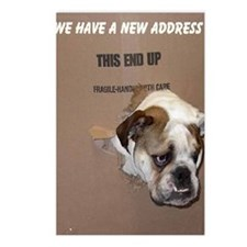 moving Postcards (Package of 8)