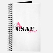 Sexy USAF Aunt - pnk Journal