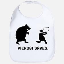 Pierogi Bib
