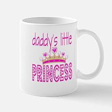Daddy's Little Princess! Mugs
