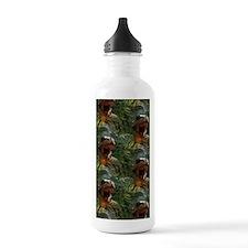 jurassic dinosaur Water Bottle