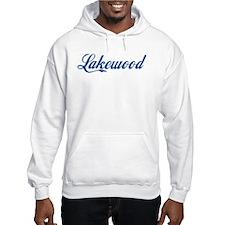 Lakewood (cursive) Hoodie