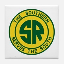 Southern Railway Tile Coaster