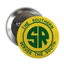 Southern Railway Button