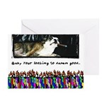 Birthday Greeting Cards (Pk of 10)