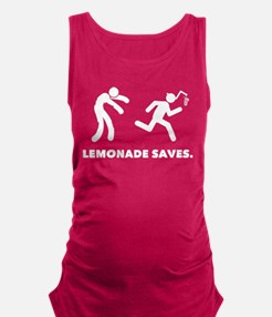 Lemonade Maternity Tank Top
