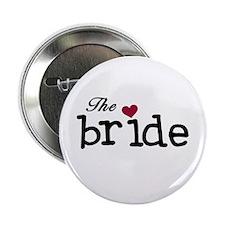 The Bride Button