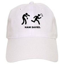Ham Baseball Cap