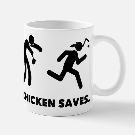 Fried Chicken Mug