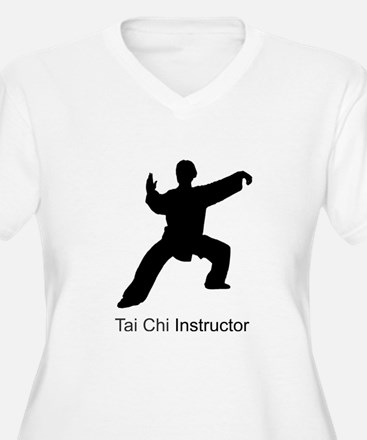 Chen Tai Chi Instructor 2 Plus Size T-Shirt