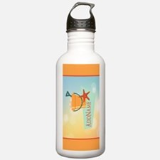 Personalized Beach Sta Sports Water Bottle