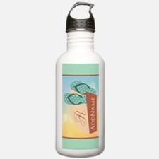 Summber Beach Flip Flo Sports Water Bottle