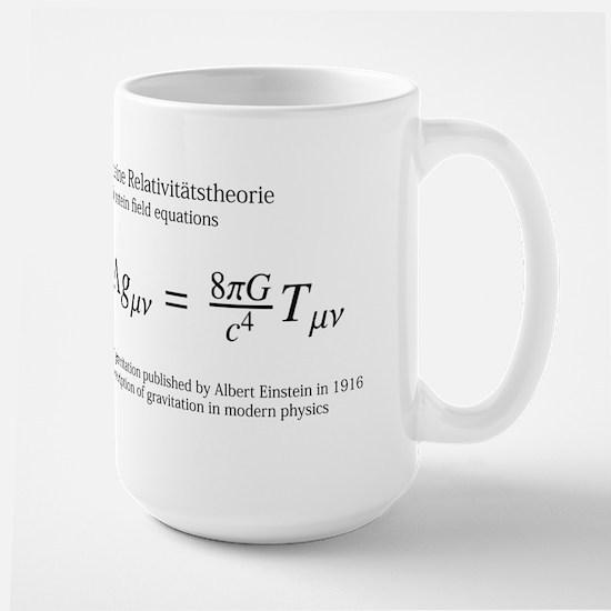 General relativity: Einstein field equations: scie