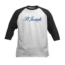 St Joseph (cursive) Tee
