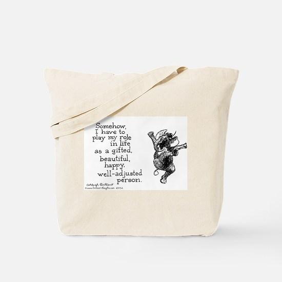 3154 Tote Bag
