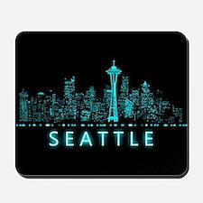 Digital Seattle Mousepad