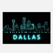 Digital Cityscape: Dallas Postcards (Package of 8)