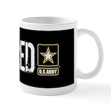 U.S. Army Retired Mugs