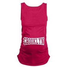 CROOKLYN, NYC Maternity Tank Top